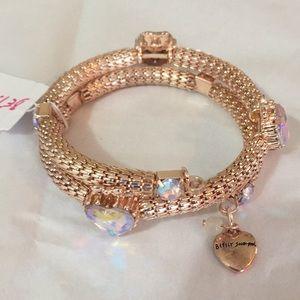 Wraparound bracelet heart ❤️